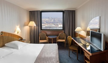 Czech Republic - Prague - hotel Panorama